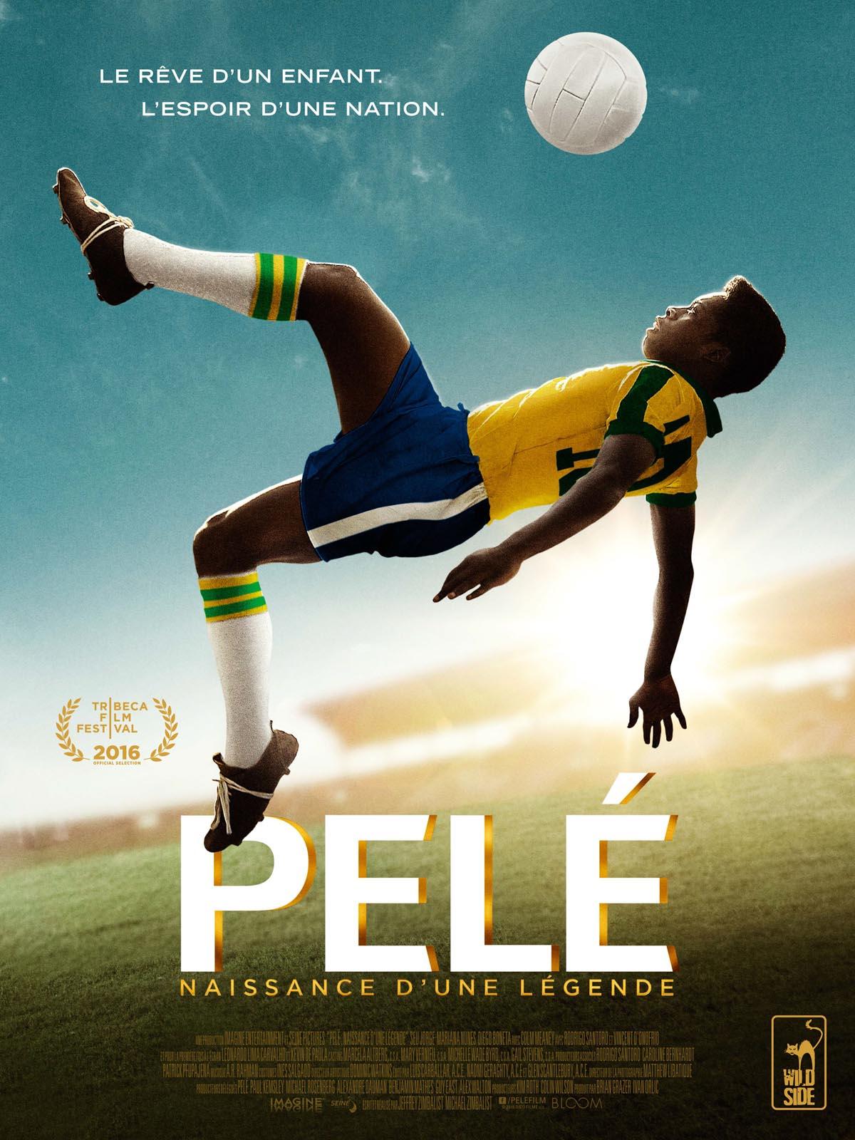 Pelé - naissance d?une légende ddl