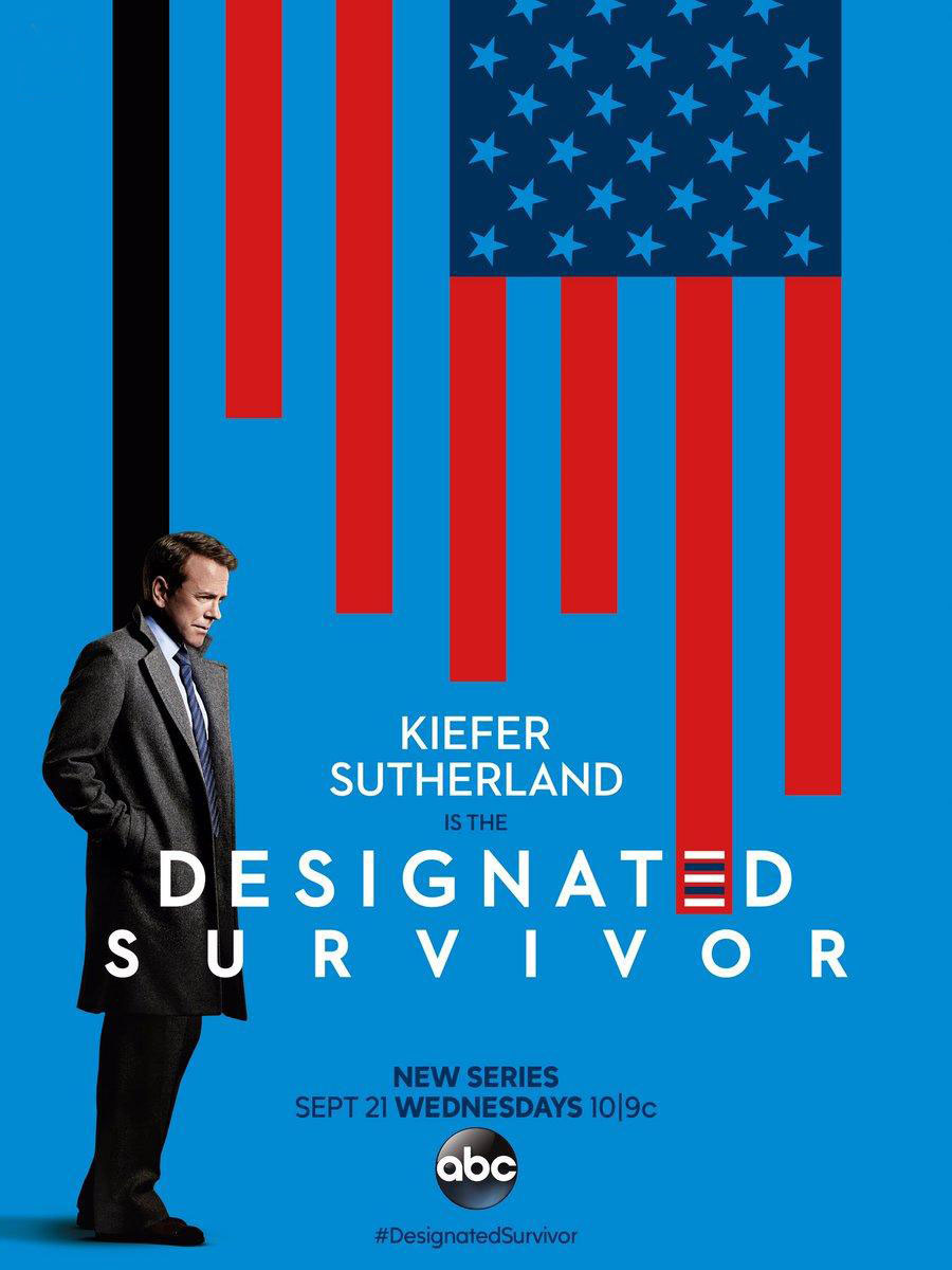 37 - Designated Survivor