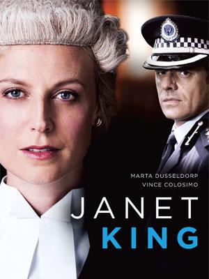 Affiche de la série Janet King
