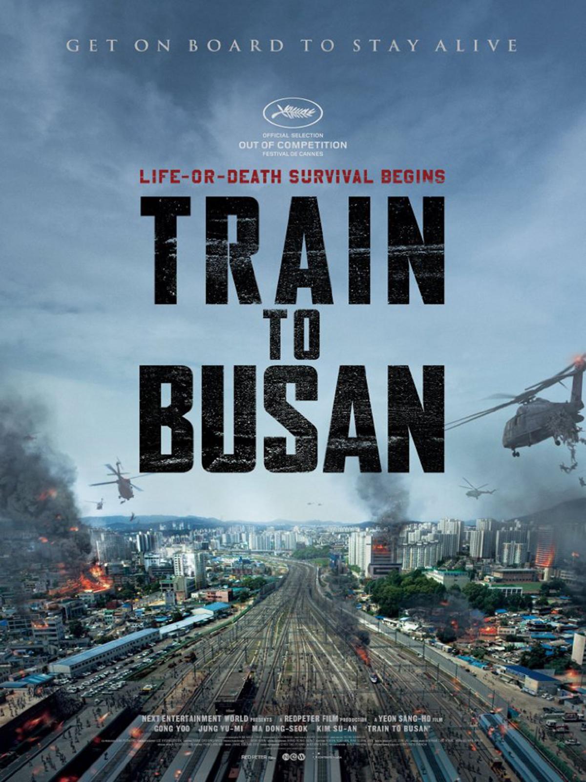 Train To Busan Remake streaming