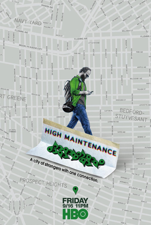High Maintenance saison 1 en français