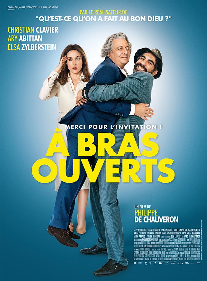 A bras ouverts / Philippe de Chauveron, réal.   CHAUVERON , Philippe de. Monteur