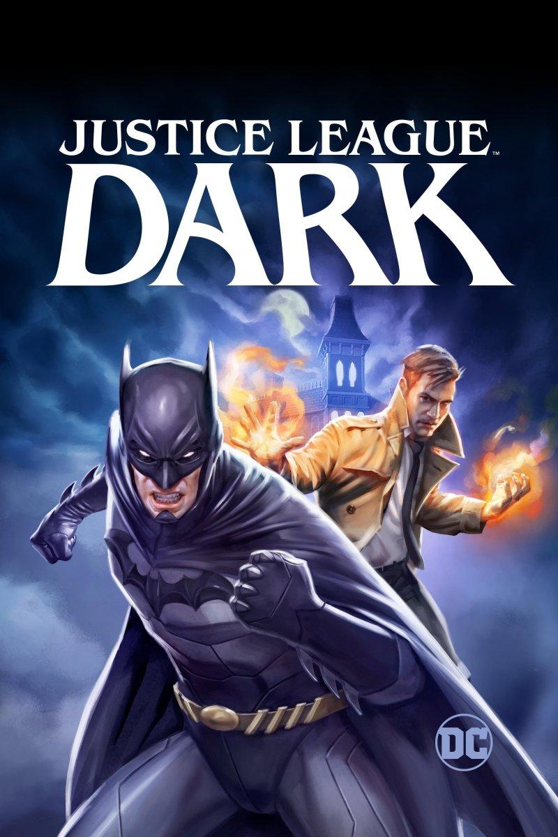 justice league dark film 2017 allocin. Black Bedroom Furniture Sets. Home Design Ideas