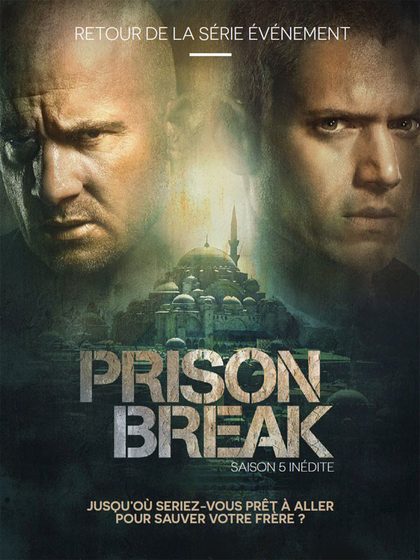 trailers teasers de prison break allocin. Black Bedroom Furniture Sets. Home Design Ideas