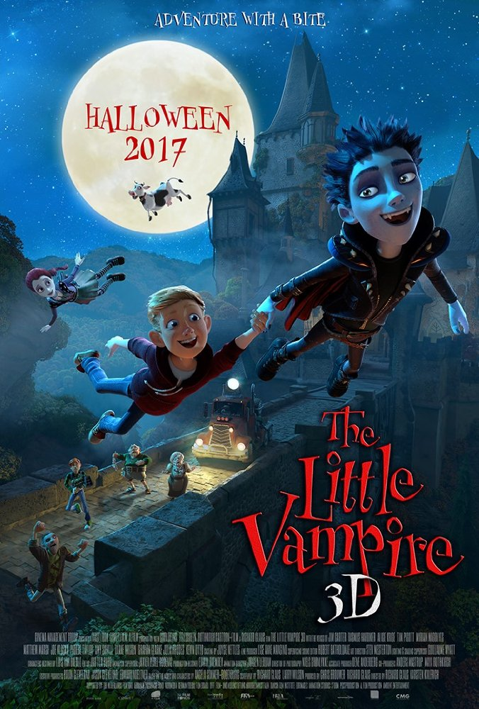 Le Petit vampire en Streaming WEBRip HDRIP