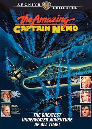 le retour du capitaine nemo film 1978 allocin. Black Bedroom Furniture Sets. Home Design Ideas