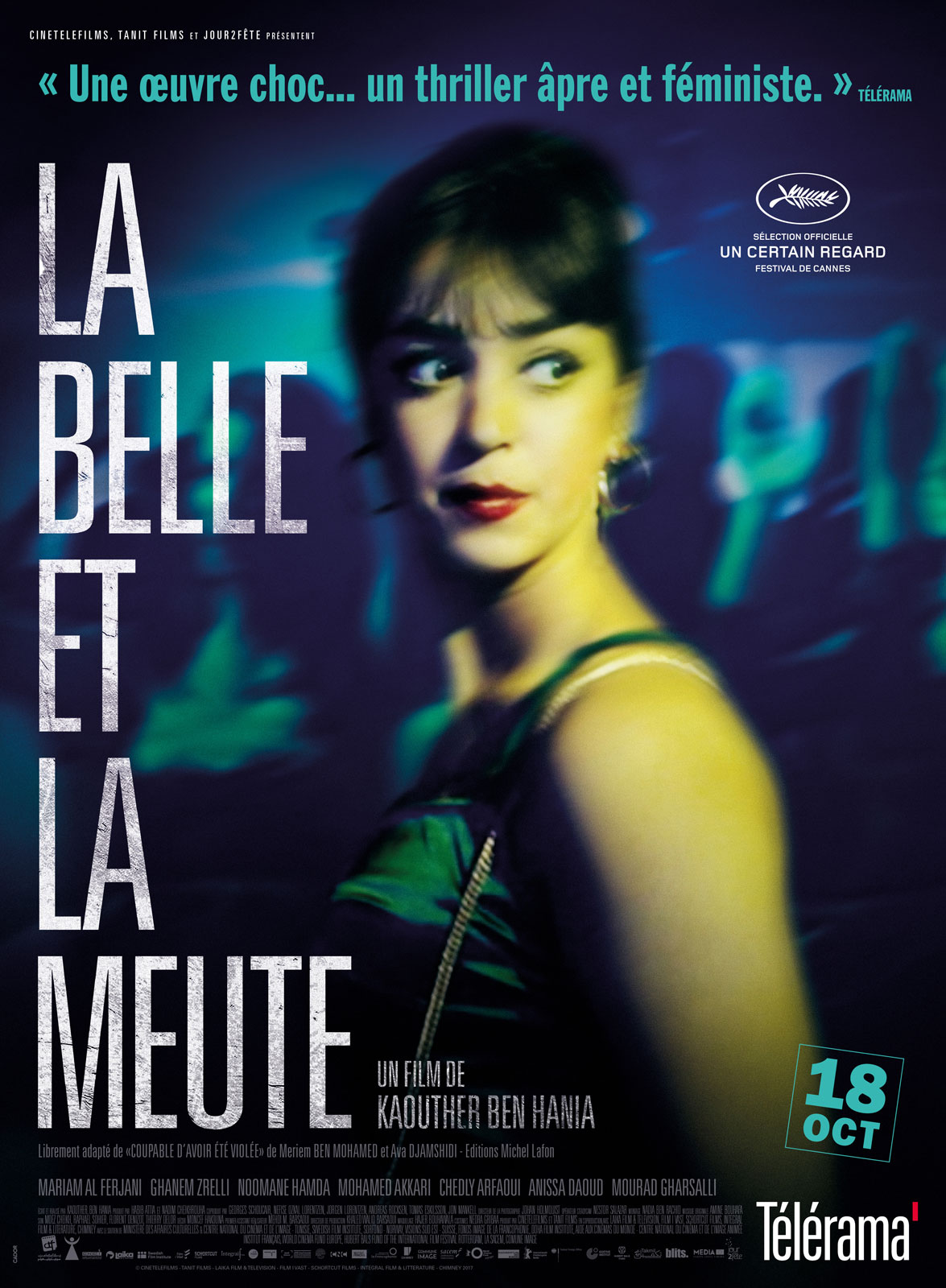 La Belle et la Meute streaming