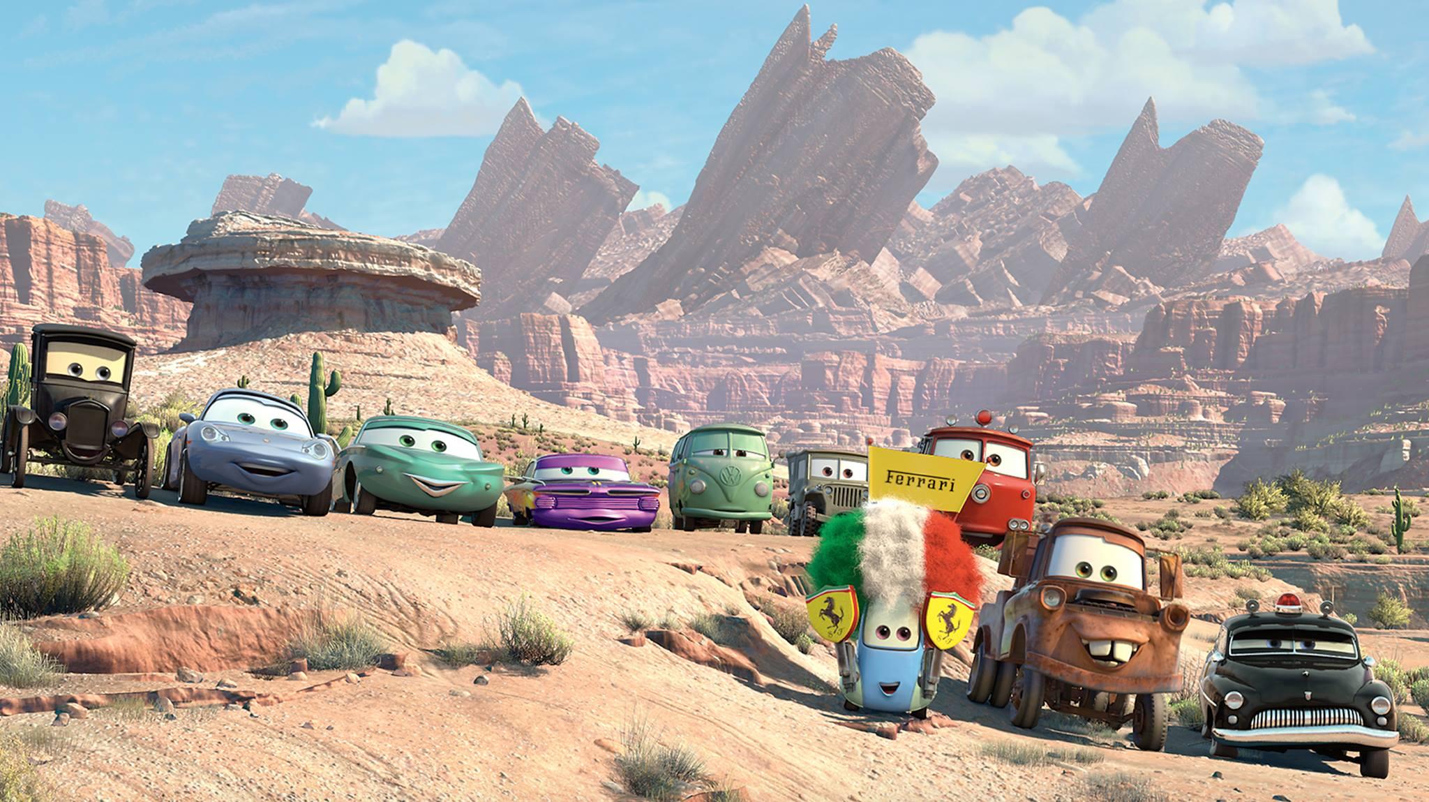 DVDRip Cars 3