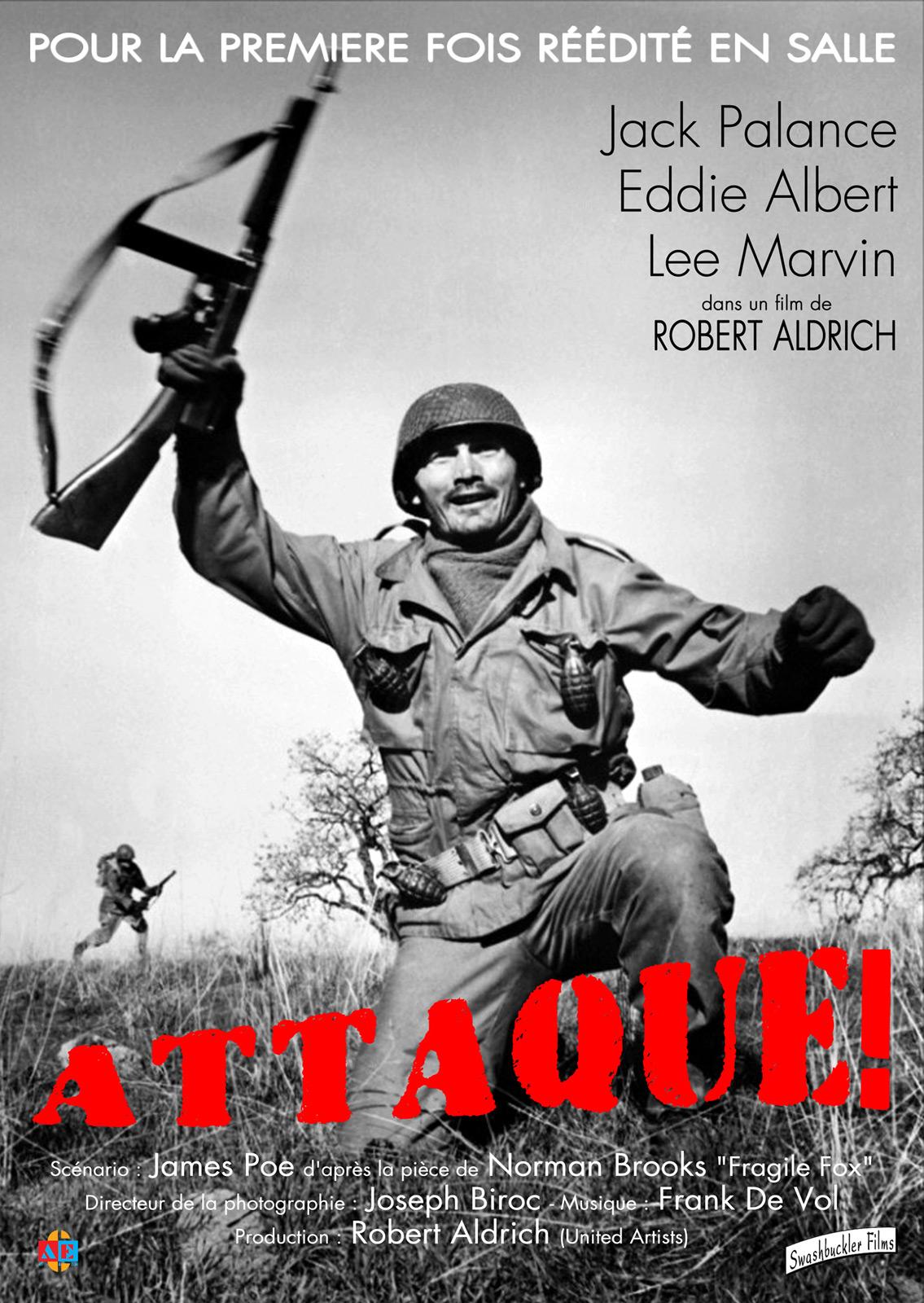 Jack Palance Filmes Beautiful attaque ! - film 1956 - allociné