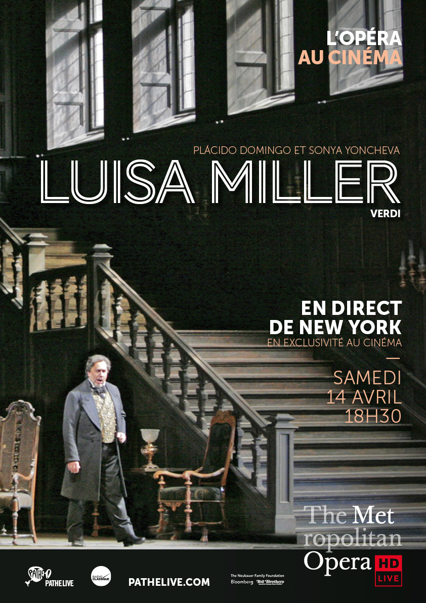 Image du film Luisa Miller (Met-Pathé Live)
