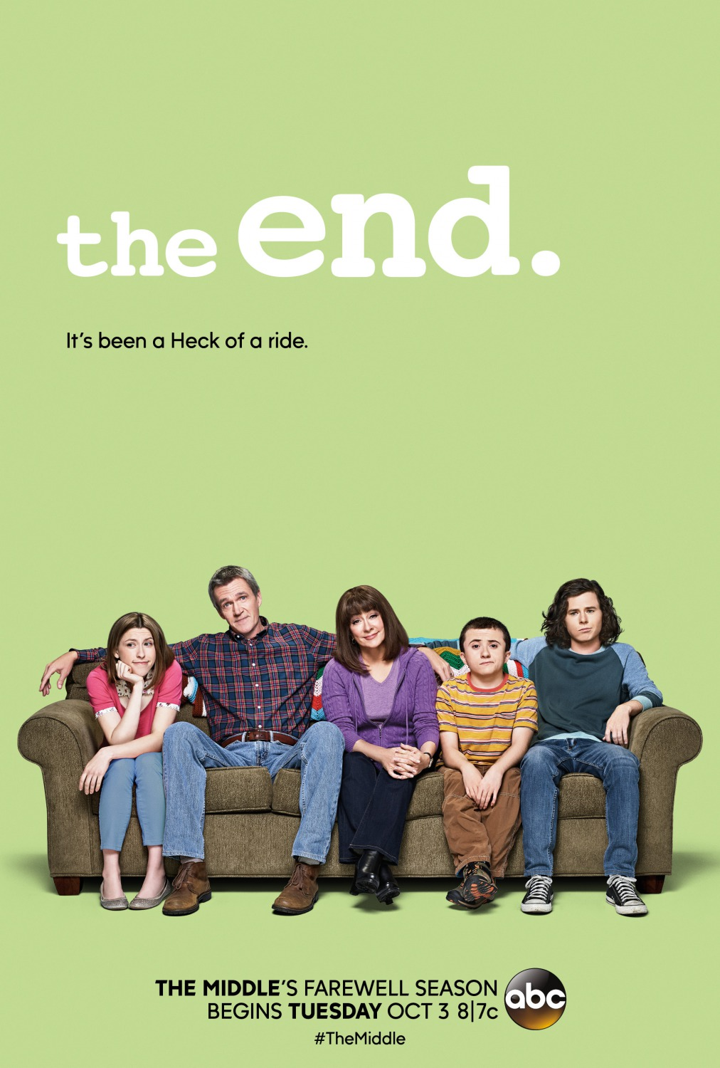 The Middle - S09 E02 VOSTFR