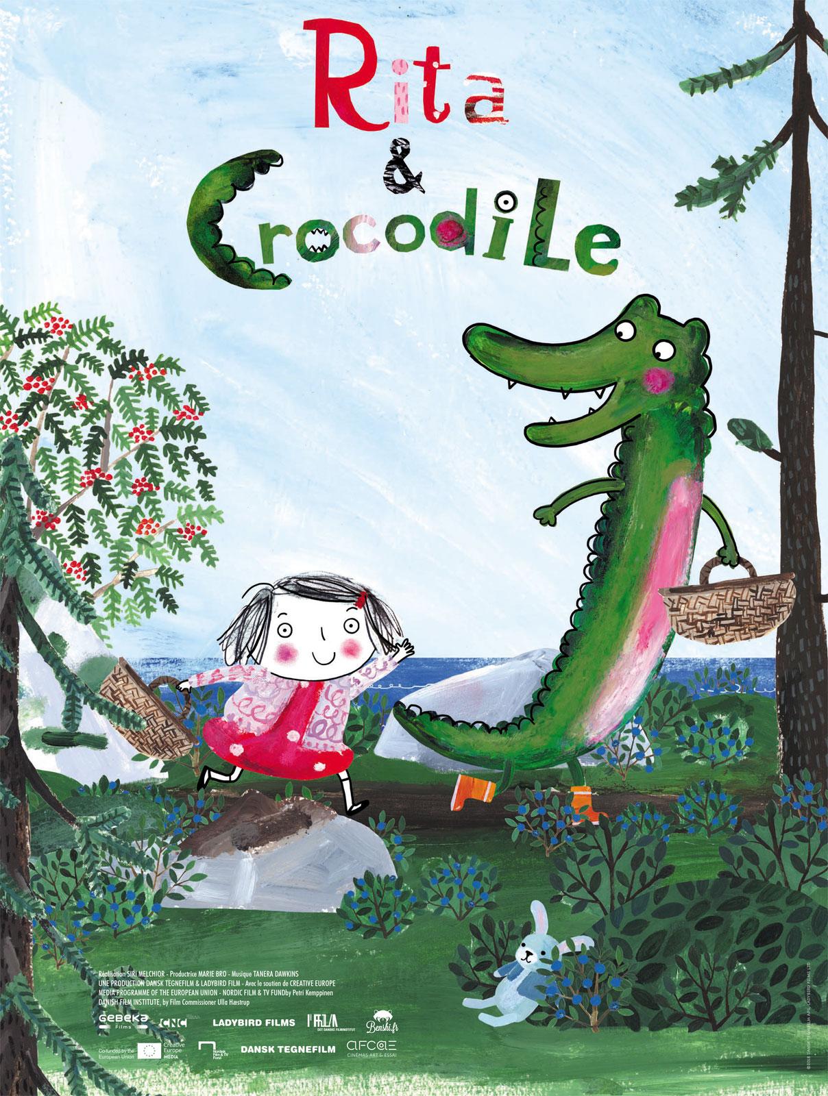 Image du film Rita et Crocodile