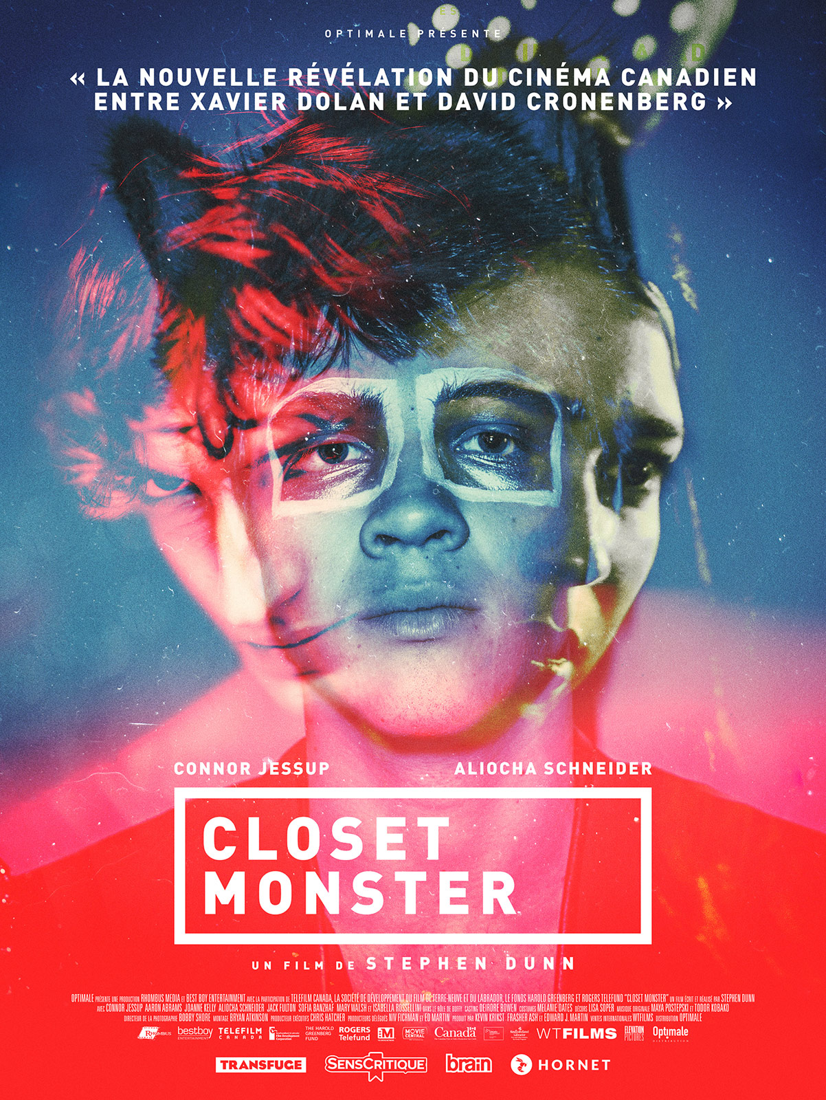 Closet Monster Streaming Complet x264