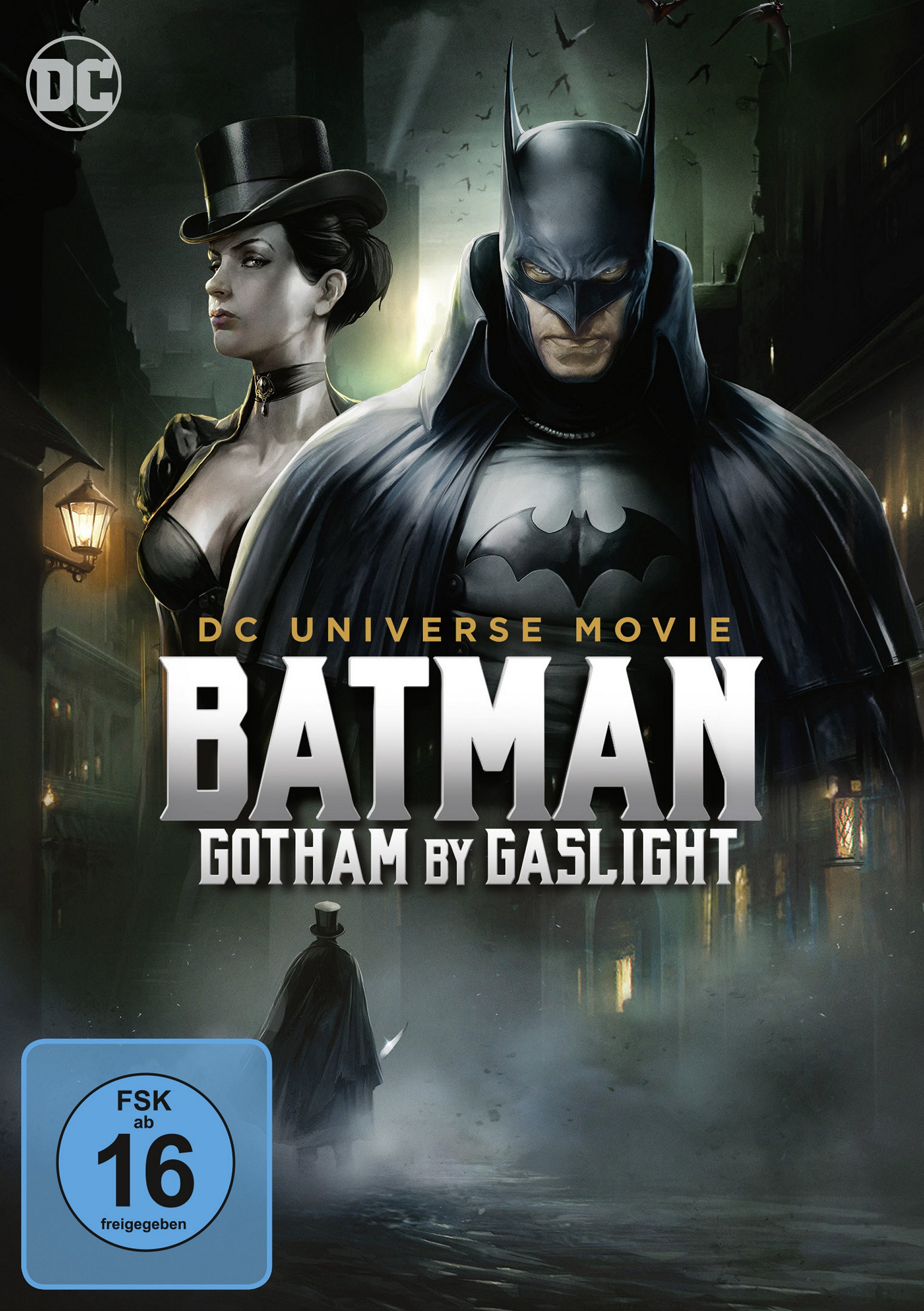 Batman: Gotham By Gaslight streaming