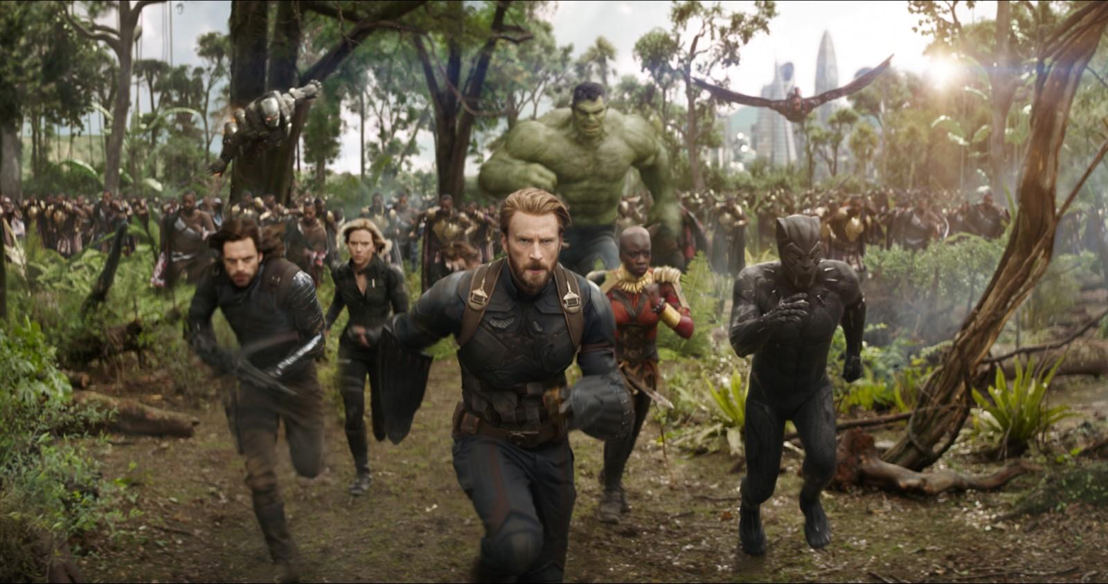 Descargar Gratis Vengadores: Infinity War