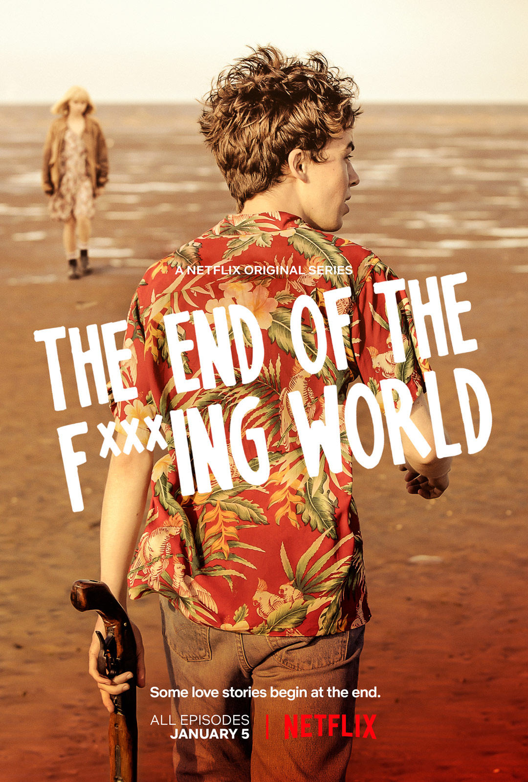 The End Of The F***ing World streaming