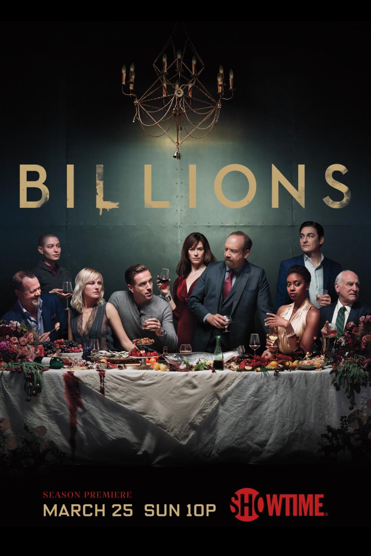Billions S03 (Complète) VOSTFR