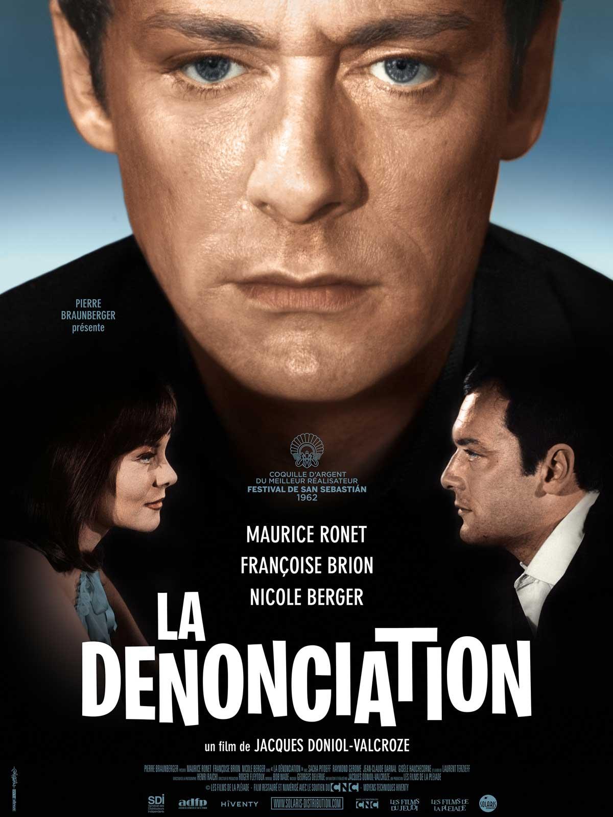 Image du film La Dénonciation