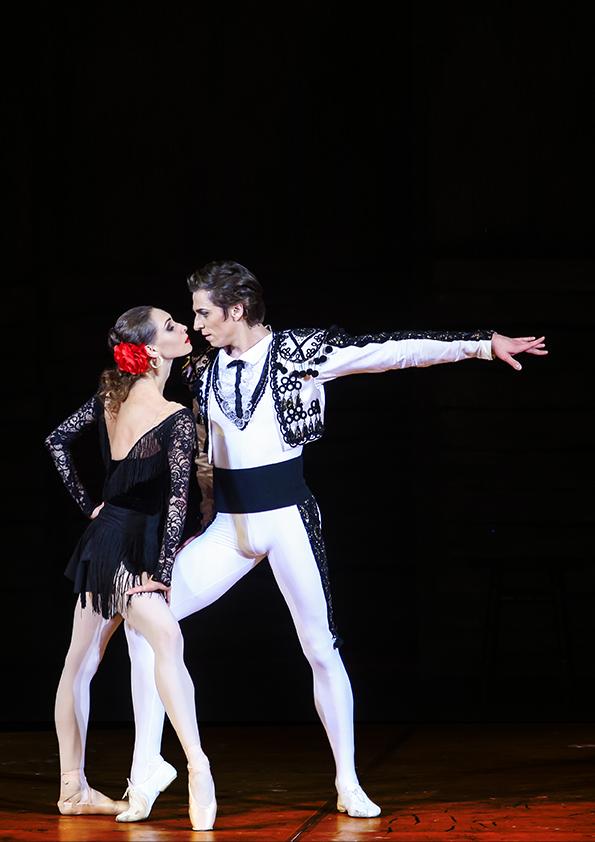 Image du film Carmen suite / Petrouchka (Bolchoï - Pathé Live)