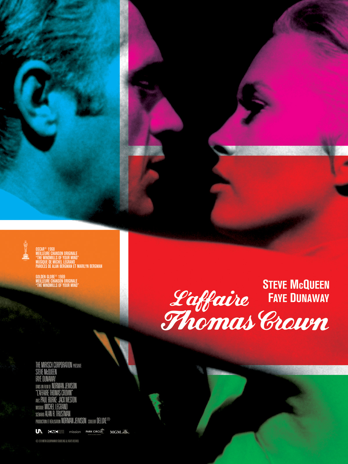 L'Affaire Thomas Crown