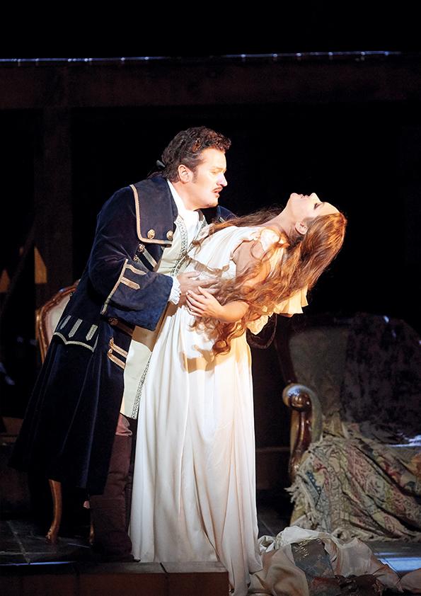 Image du film Adriana Lecouvreur (Met - Pathé Live)