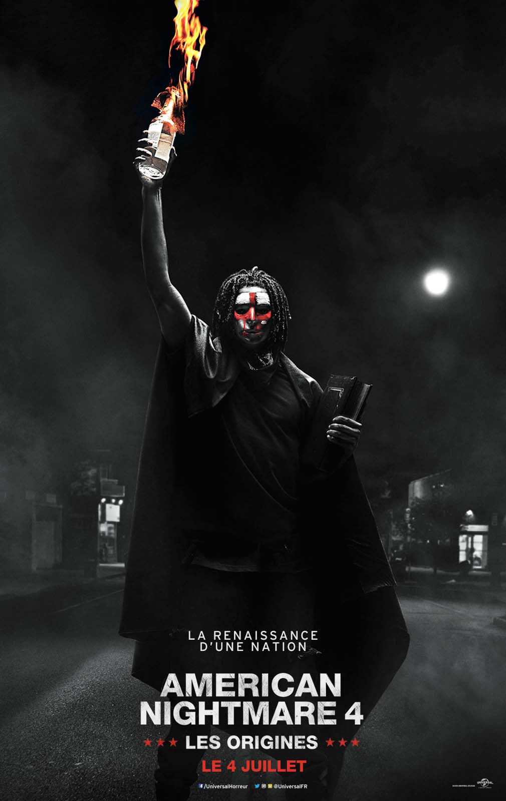 American Nightmare 4 : Les origines (the first purge)