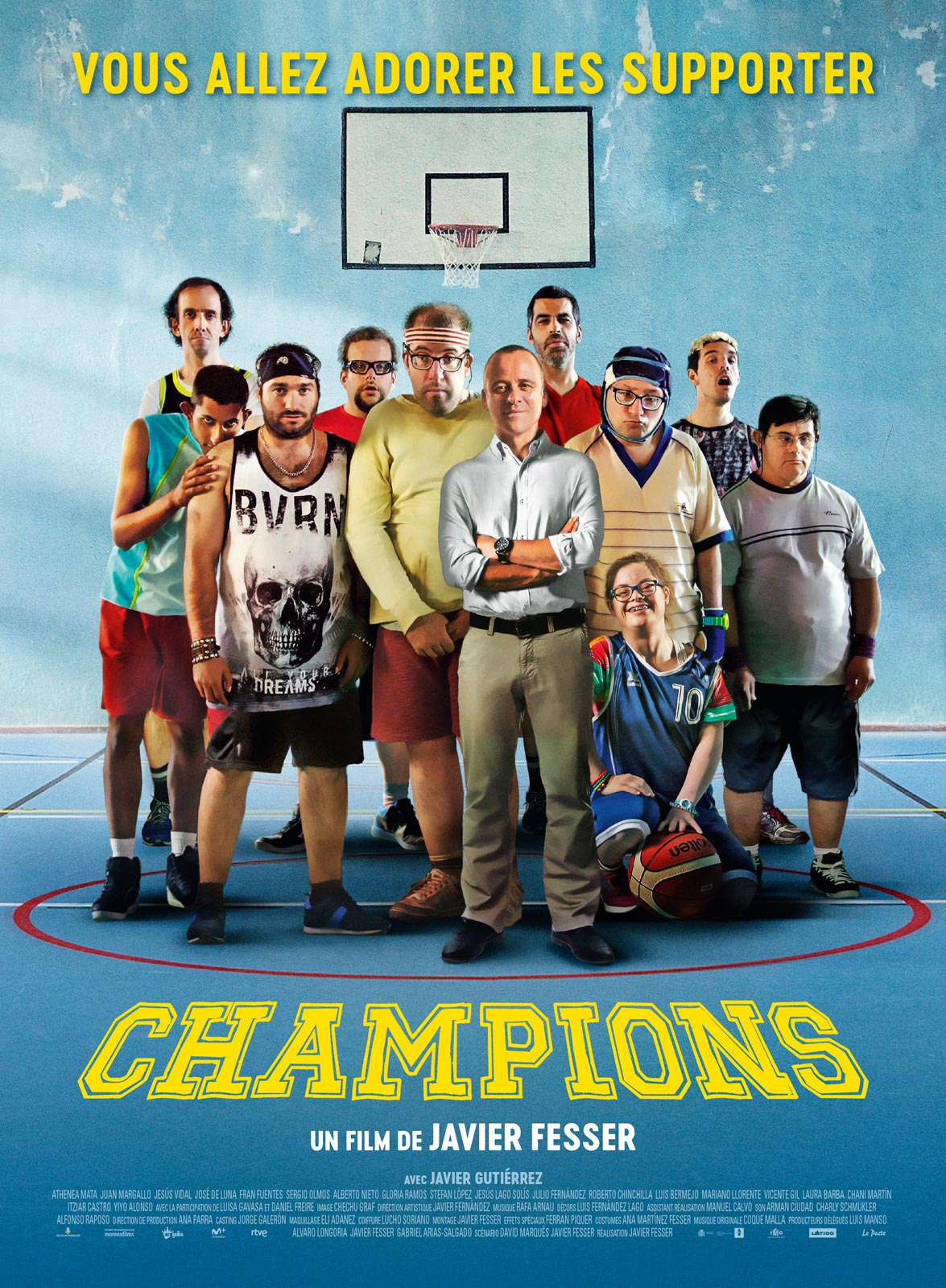 Champions WEB-DL 1080p | MULTI