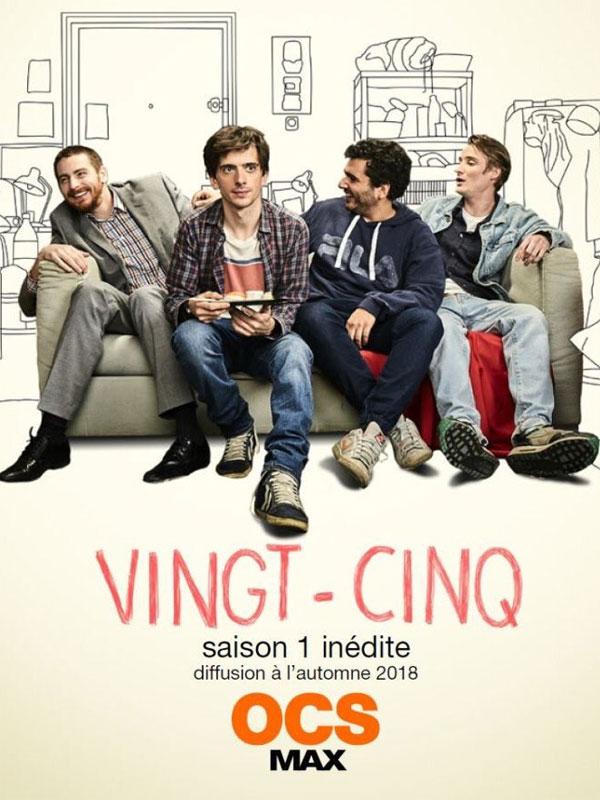 Telecharger Vingt-cinq- Saison 1 [COMPLETE] [12/12] FRENCH | Qualité Webrip