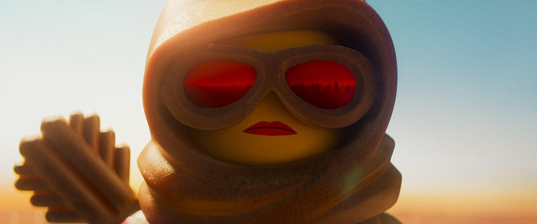 DVDRip La Lego película 2