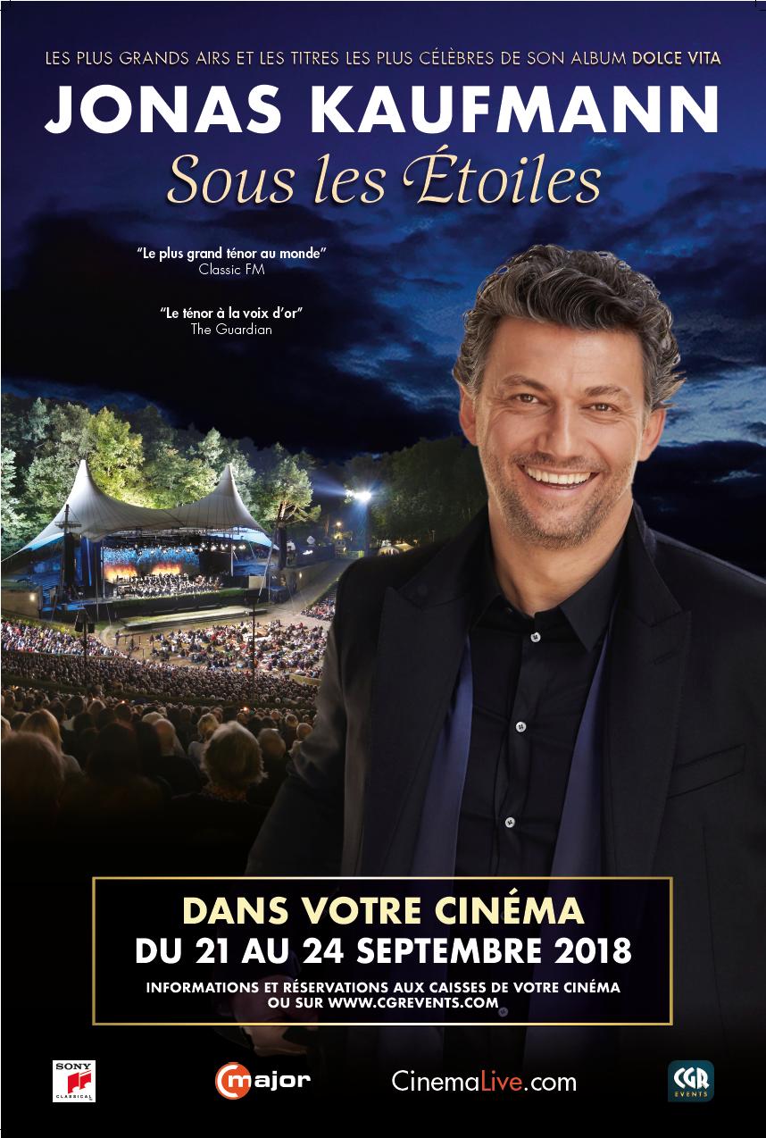 Jonas Kaufmann sous les étoiles (CGR Events)