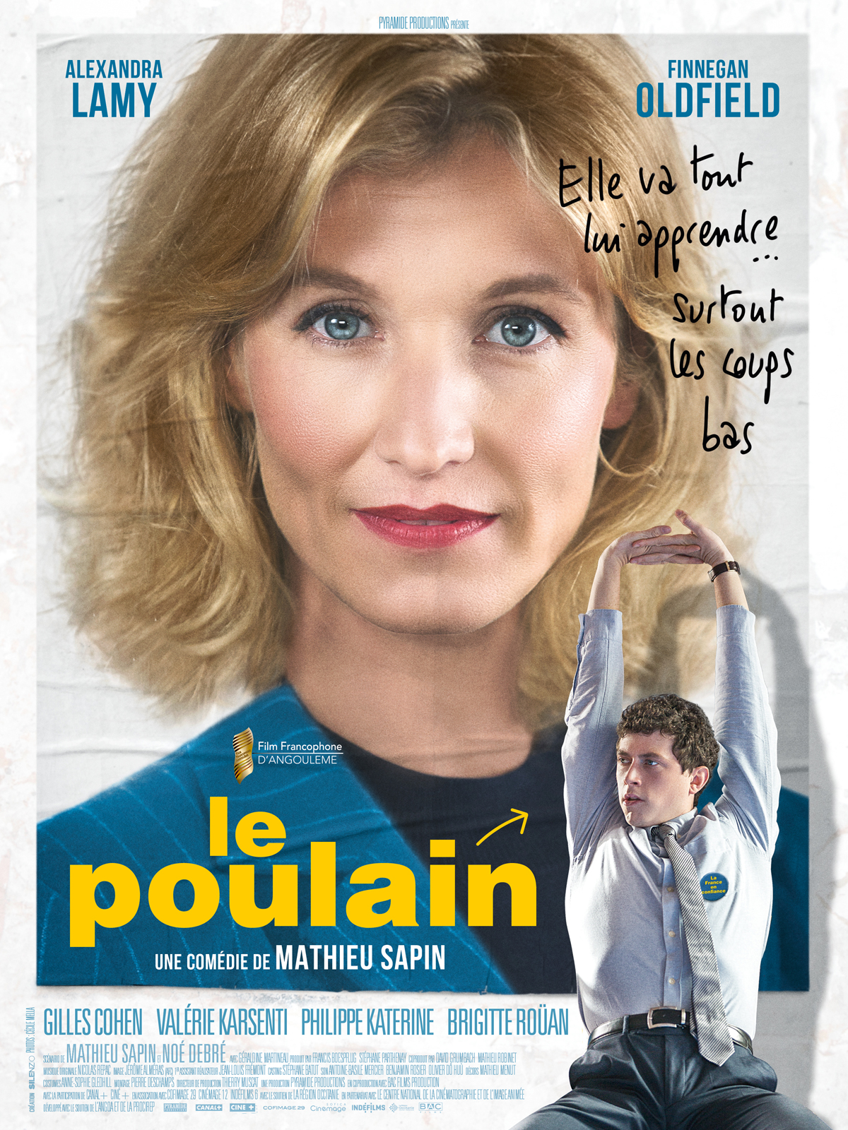 Le Poulain streaming