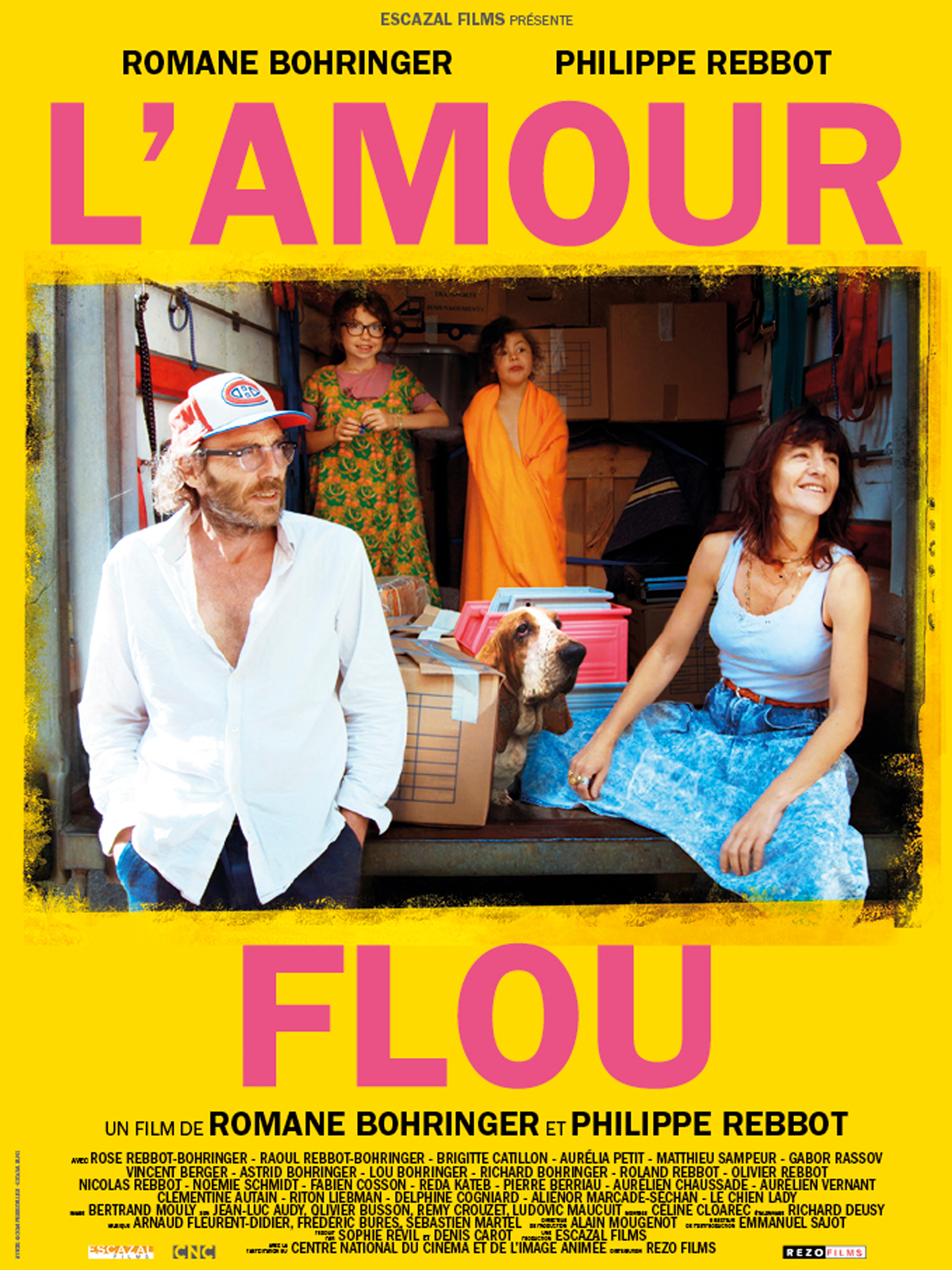 L'Amour flou streaming