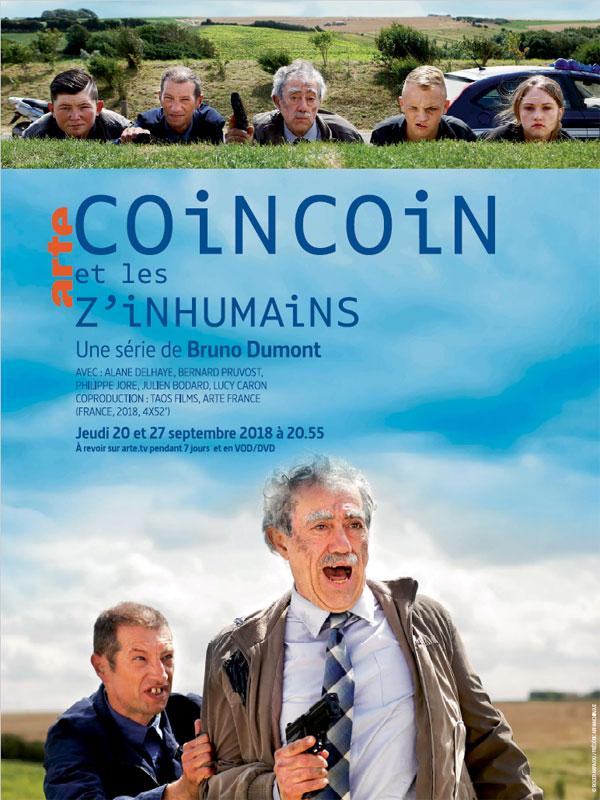 43 - CoinCoin et les Z'inhumains