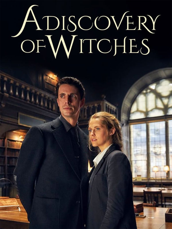 Le Livre perdu des sortilèges : A Discovery Of Witches streaming