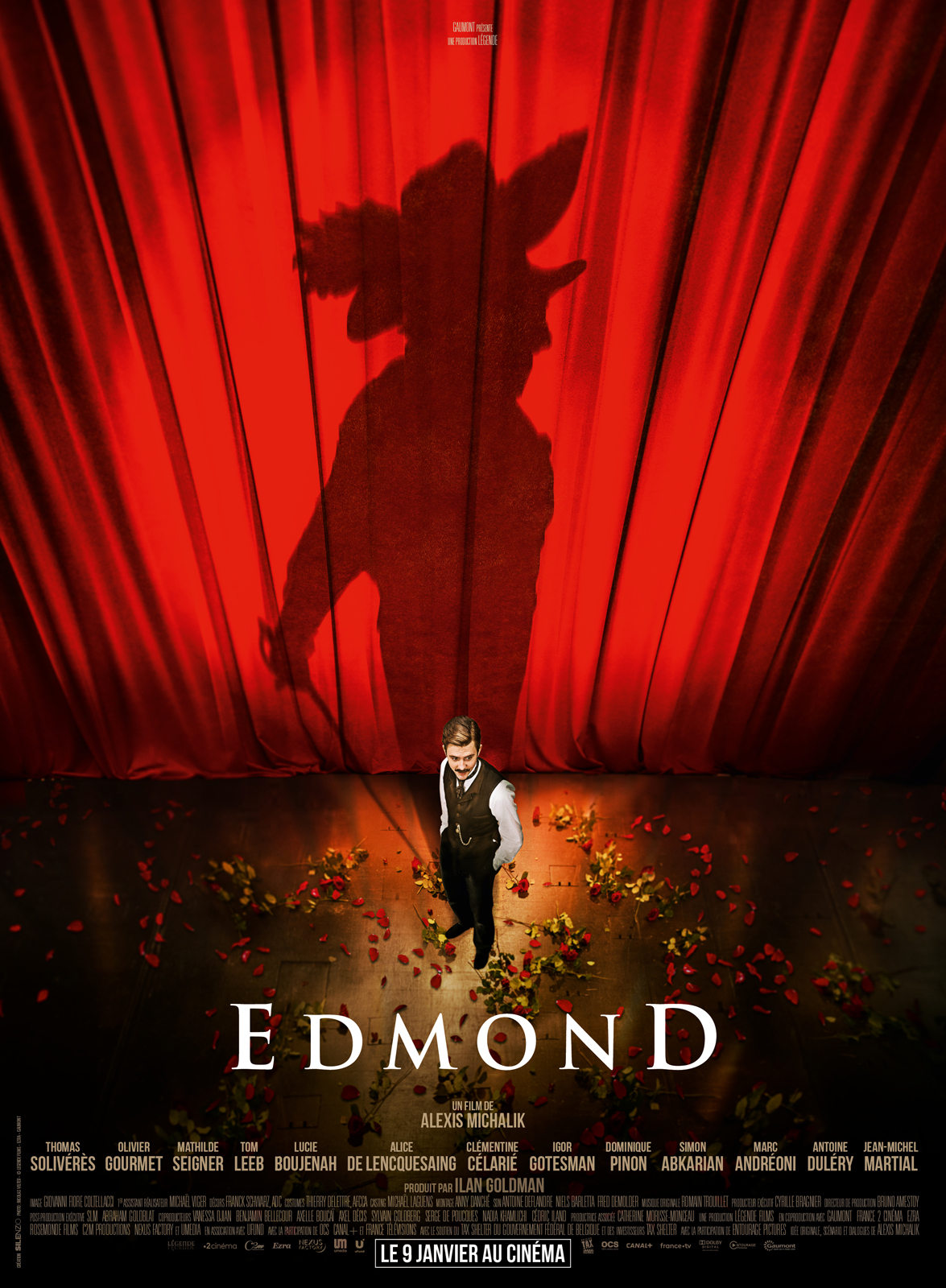 Edmond streaming
