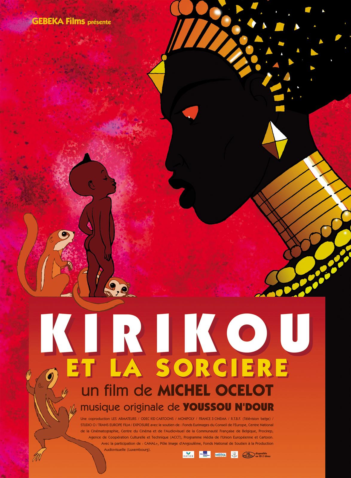 """Résultat de recherche d'images pour """"kirikou affiche"""""""
