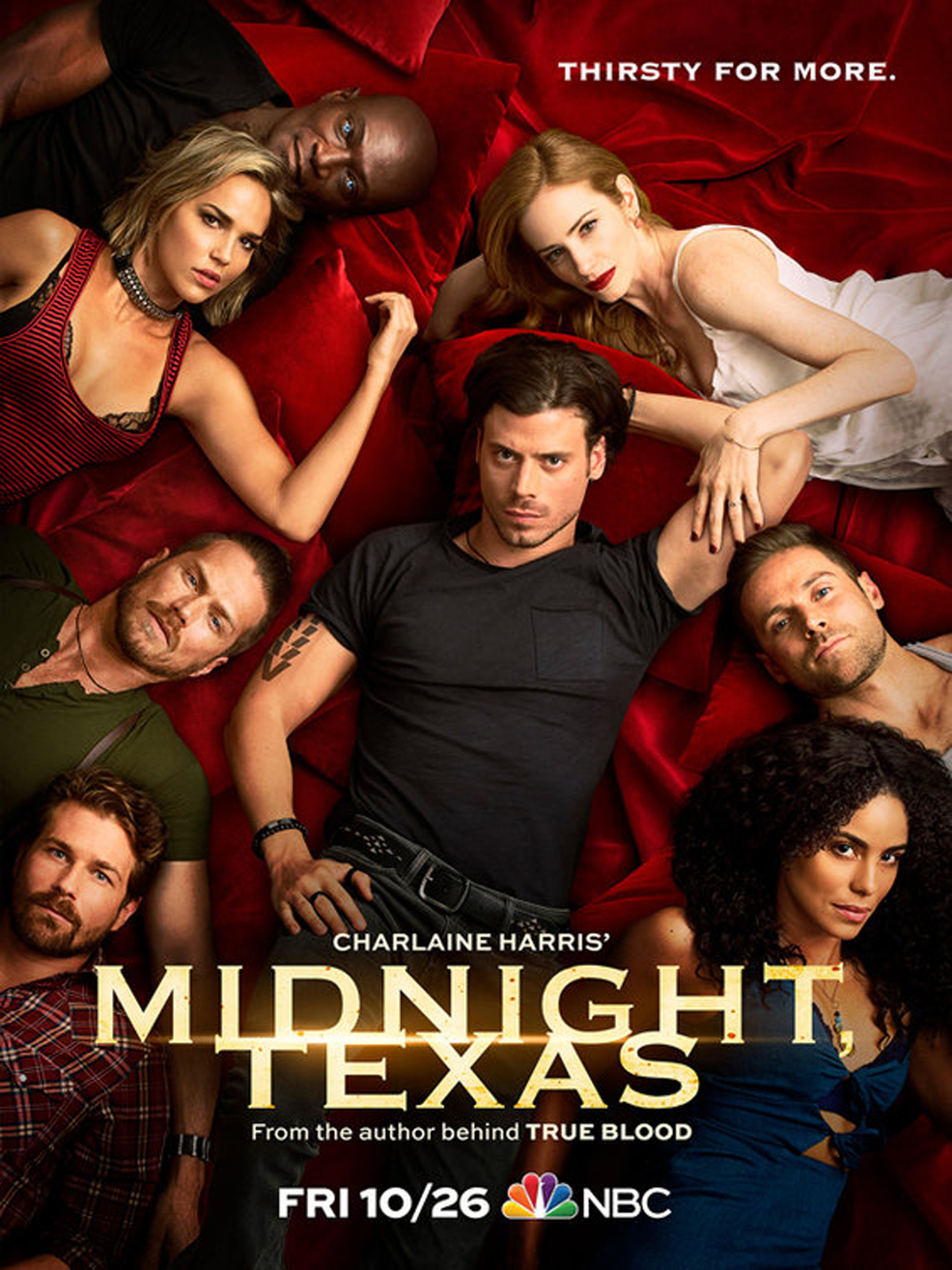 Midnight Texas Saison 2 Allocin 233