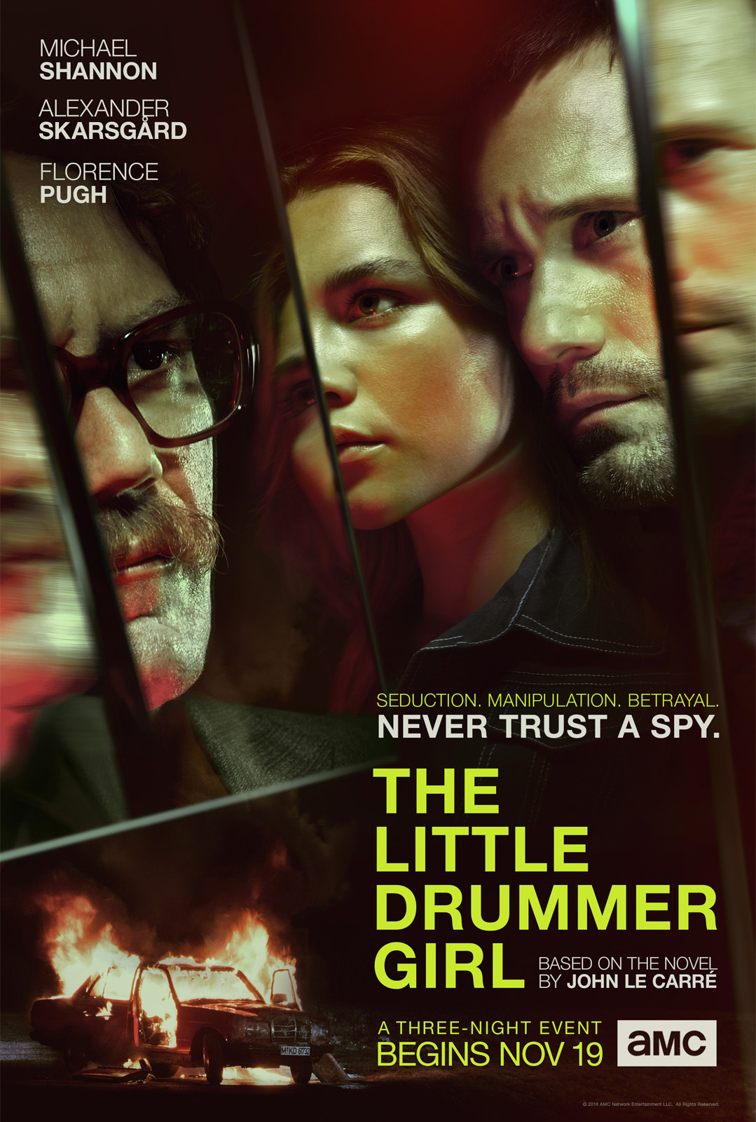 The Little Drummer Girl S01 E04 VOSTFR