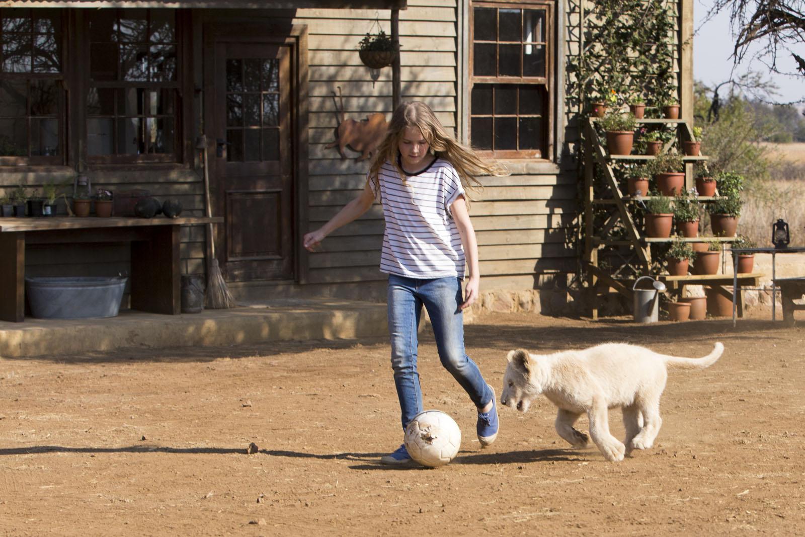 Mia et le Lion Blanc DVDRip Télécharger