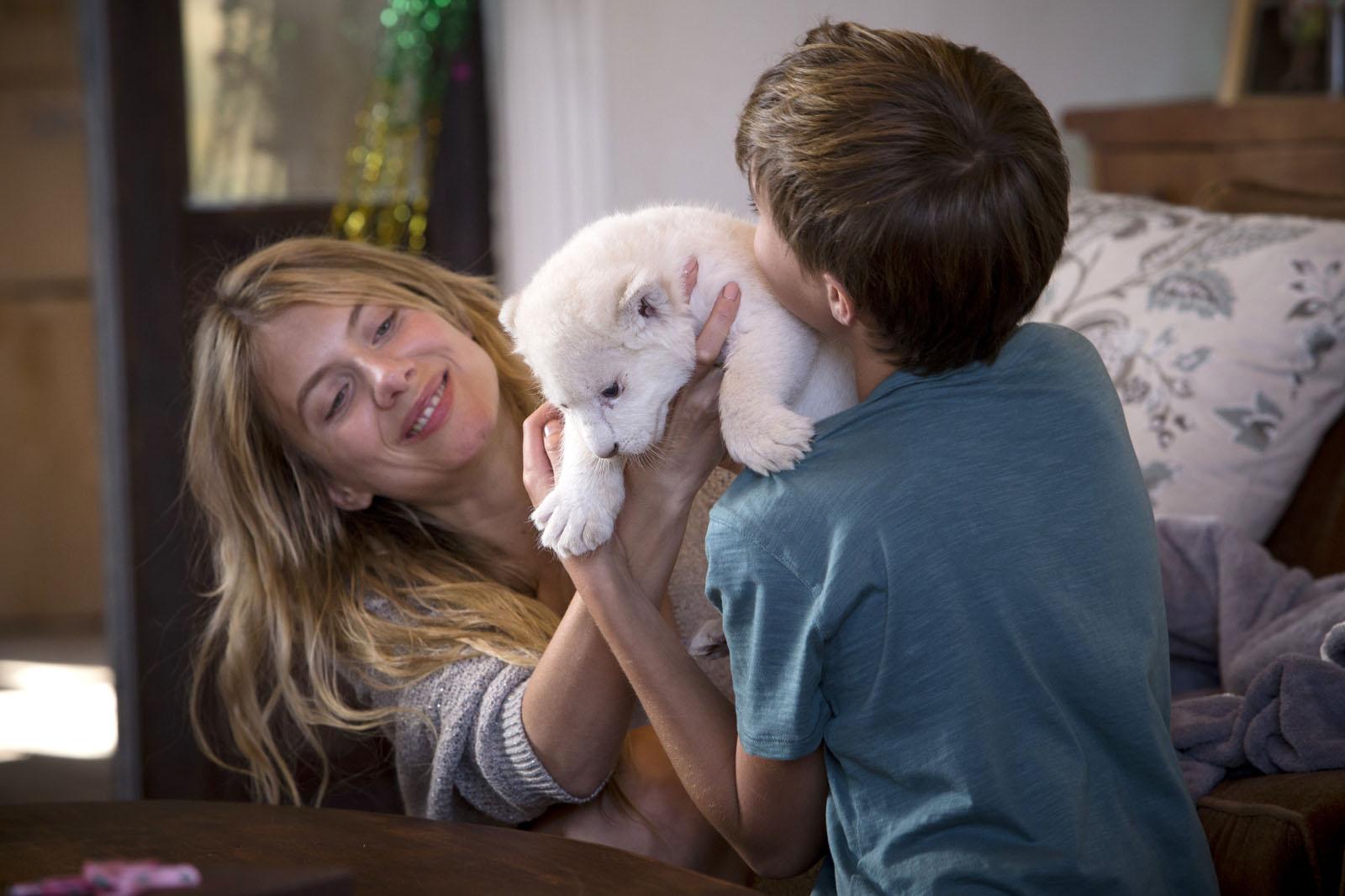 Mia et le Lion Blanc DVDRip VF