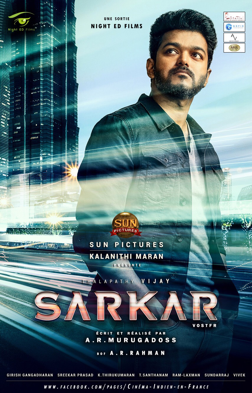 Sarkar streaming
