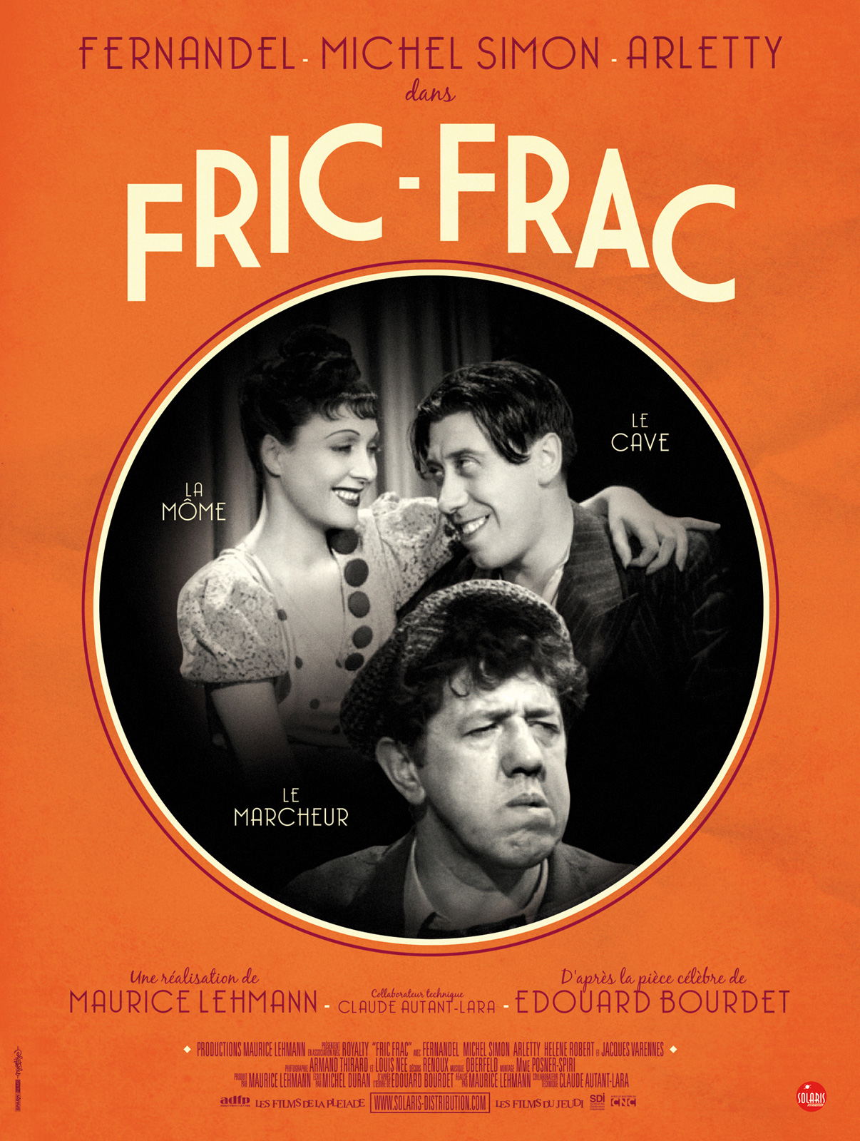 Image du film Fric-frac