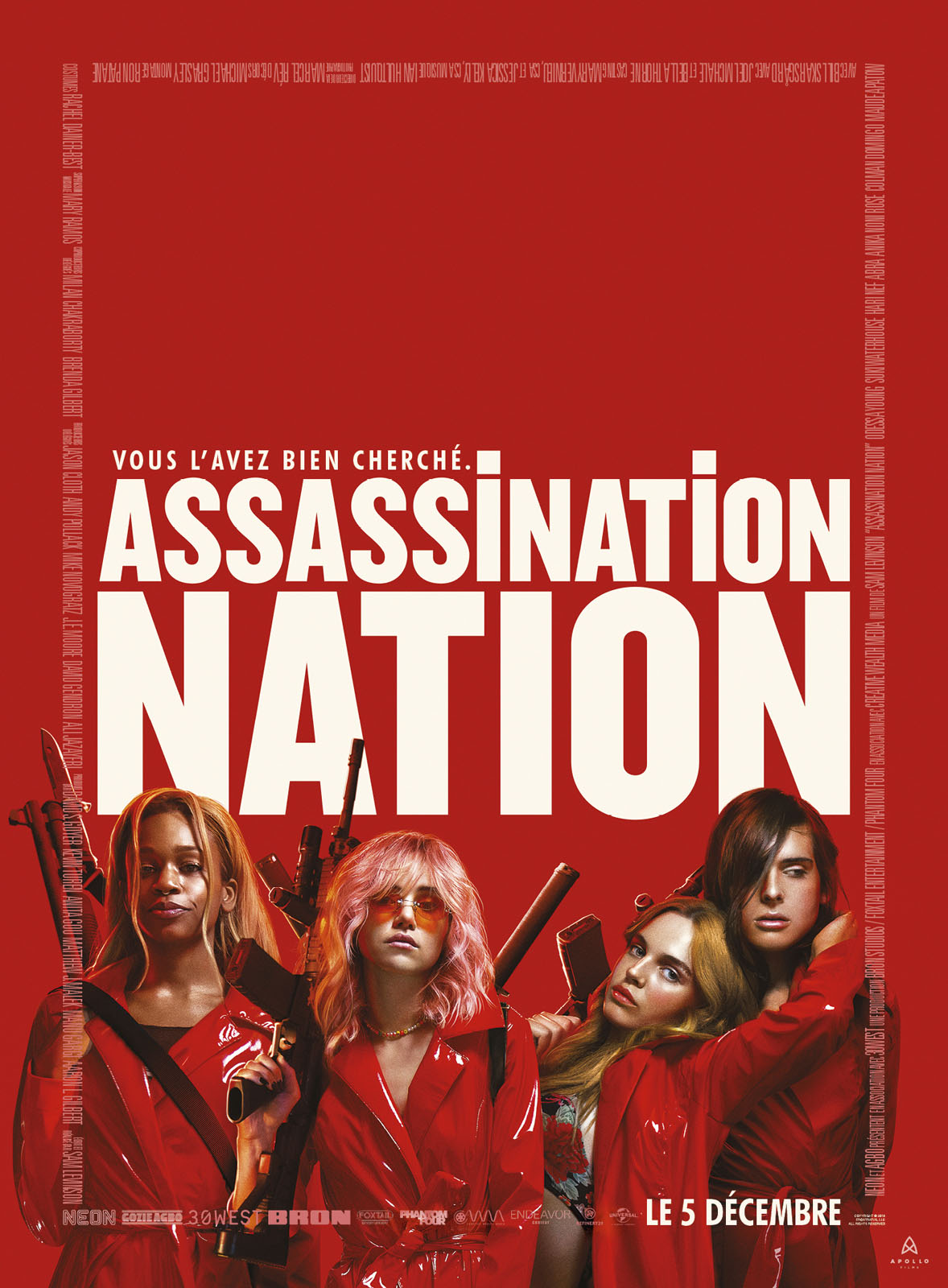Assassination Nation streaming