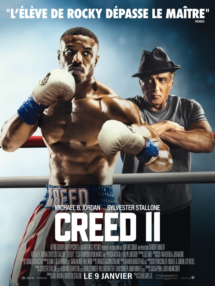 Creed II streaming