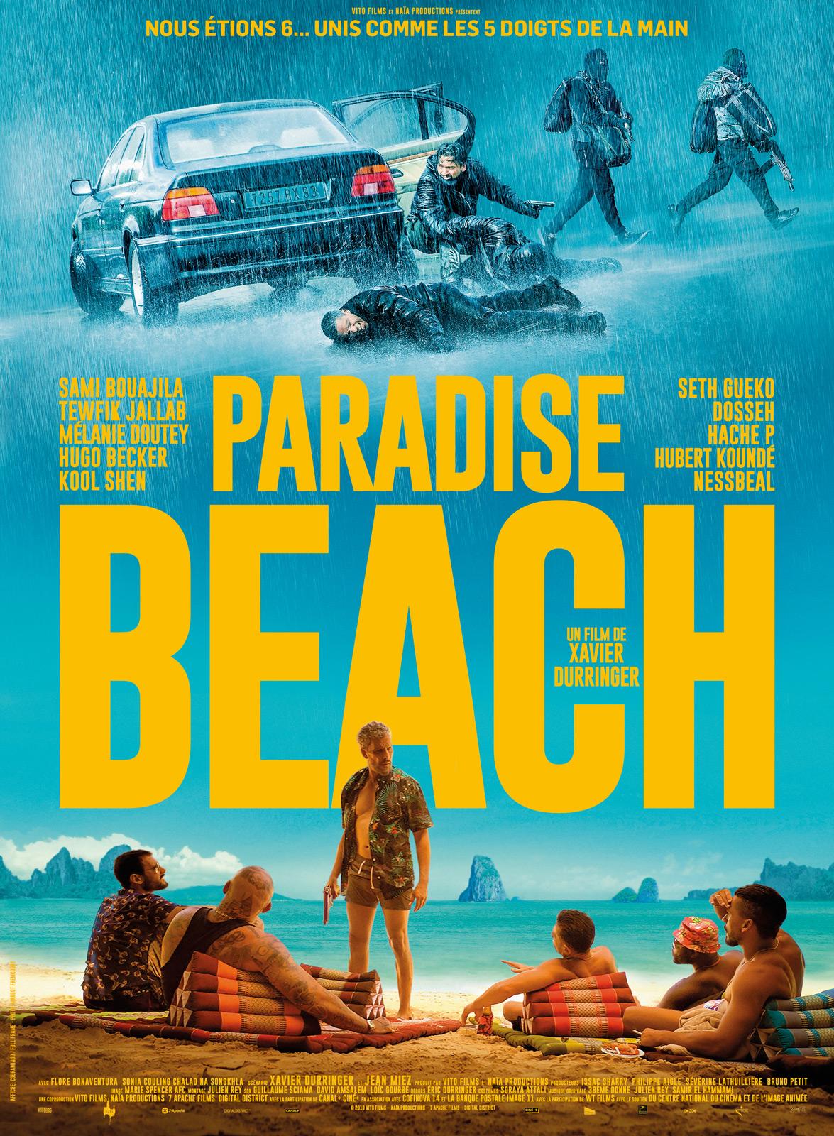 Paradise Beach streaming