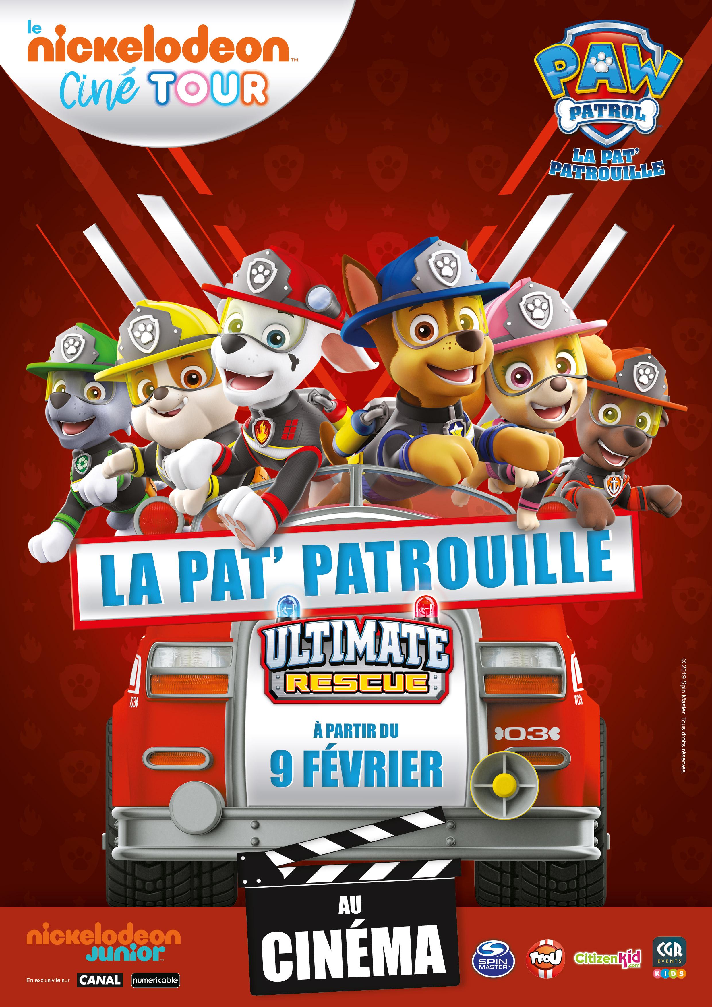 Pat Patrouille Au Cinéma Court Métrage Allociné