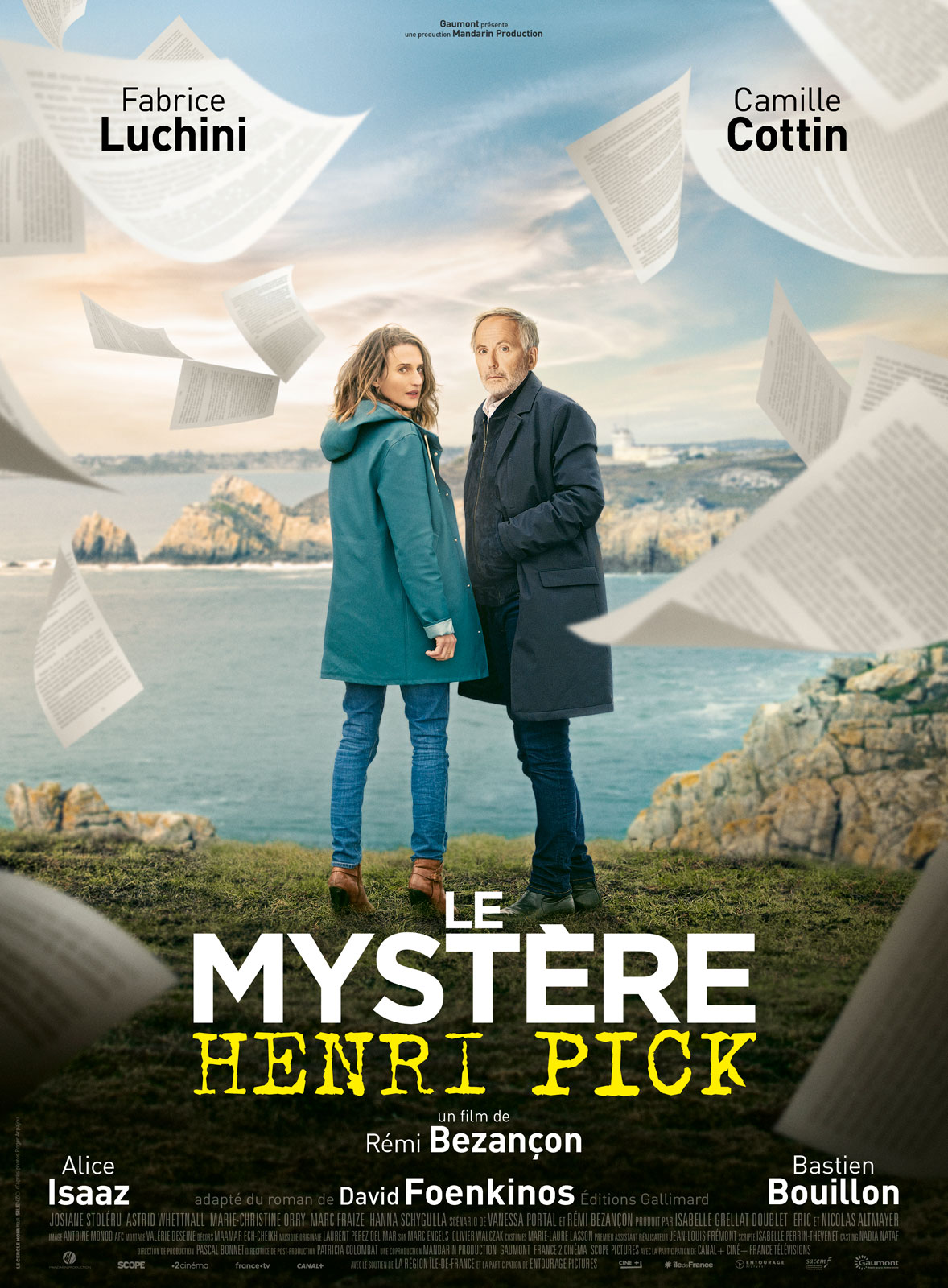 Le Mystère Henri Pick streaming