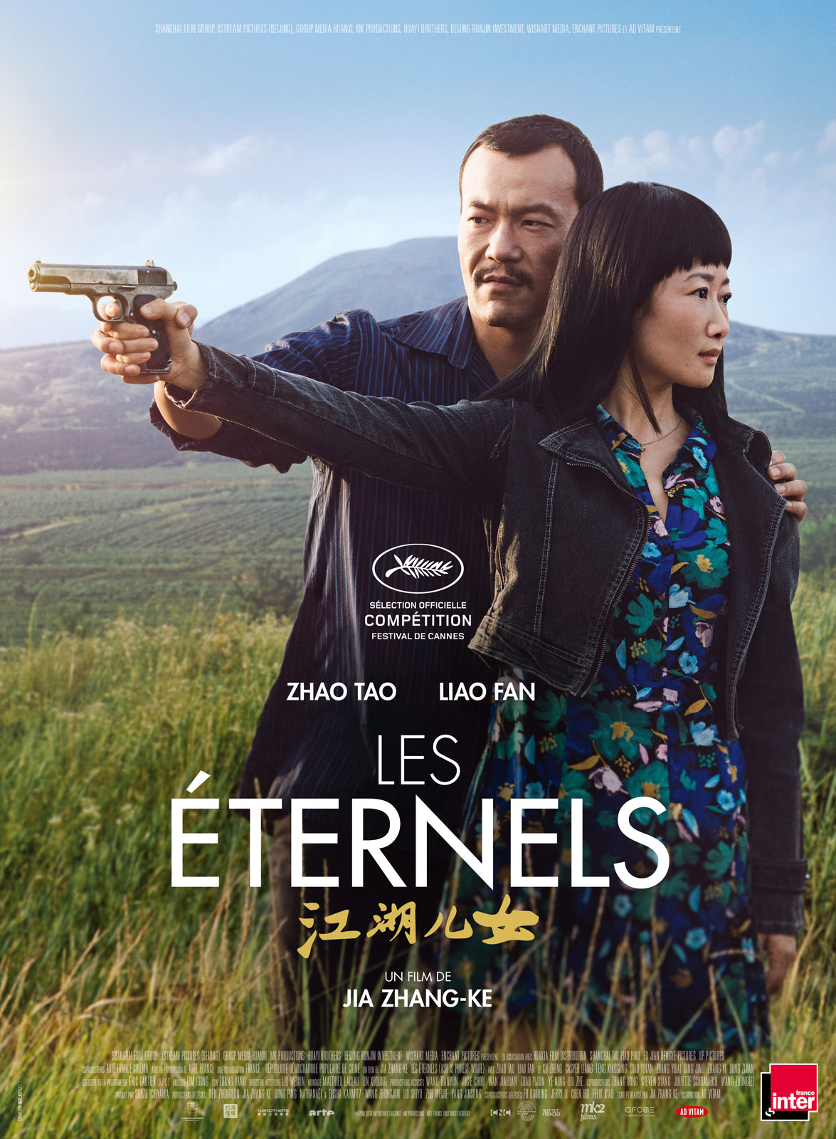 Image du film Les Éternels (Ash is purest white)