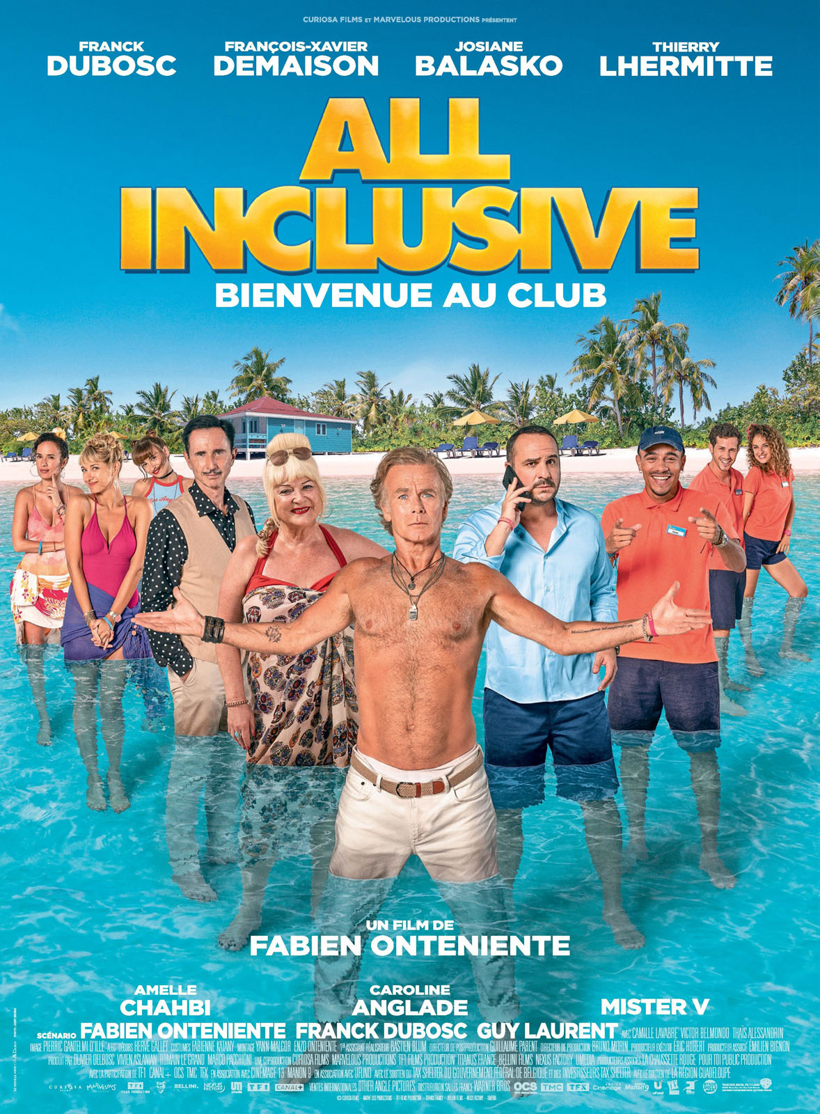 All Inclusive  film 2019  AlloCin