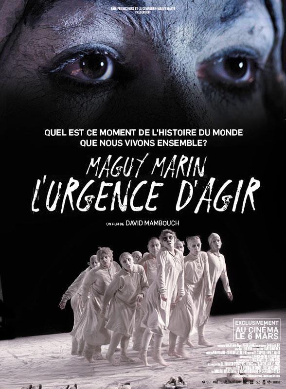 Image du film Maguy Marin : l'urgence d'agir